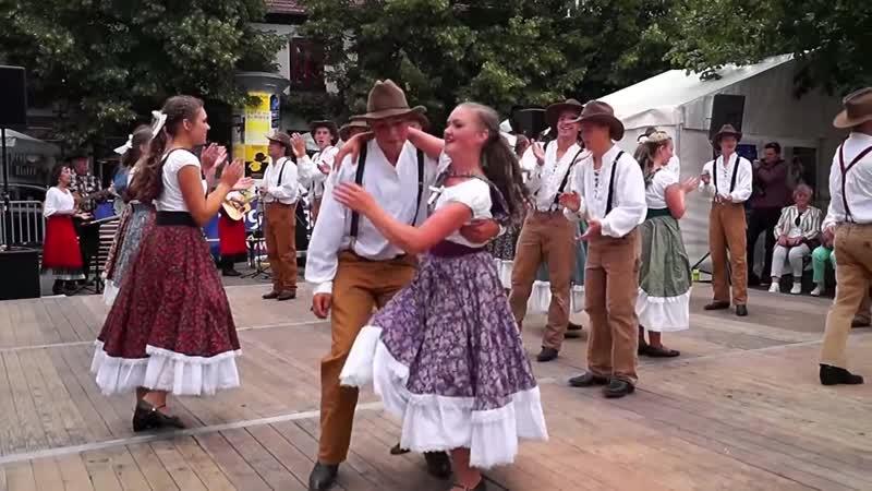 Traditional Square Dance USA - I. R. M. E. ( Idaho )
