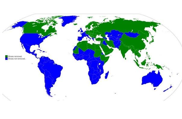 Такую карту вы не встретите в учебнике географии!