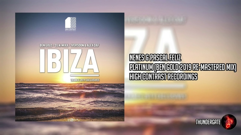 Nenes Pascal Feliz - Platinum (Ben Gold 2019 Re-Mastered Mix) |High Contrast Recordings|