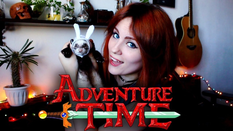 Adventure Time - Oh Fionna (Gingertail Cover)