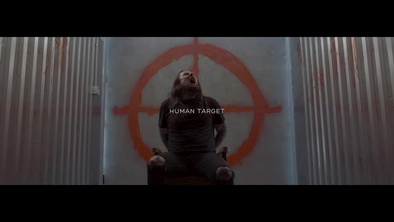 THY ART IS MURDER - Human Target (OFFICIAL MUSIC VIDEO)