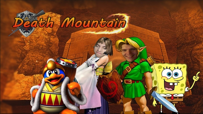 Left 4 Dead 2 Кастомные карты Death Mountain