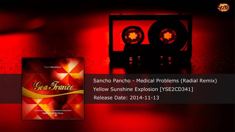 Sancho Pancho - Medical Problems (Radial Remix)