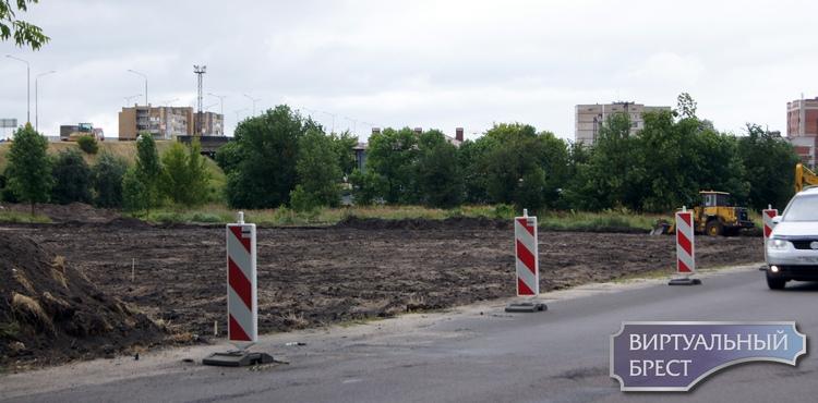 """Узнали для вас, что будут строить на Радужной под """"Берёзовским мостом"""""""