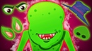 Crazy Monster Wrong Face Guess The Missing Face Nursery Rhymes for Kids by Hoopla Halloween