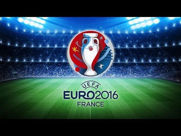 Todos os Gols da UEFA EURO 2016