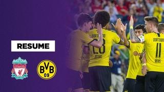 Le Borussia Dortmund s'offre Liverpool dans un match spectaculaire