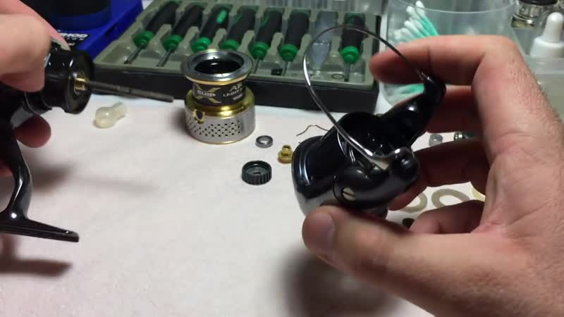Shimano stella 2500 fe 10 отличия от jdm ч 1