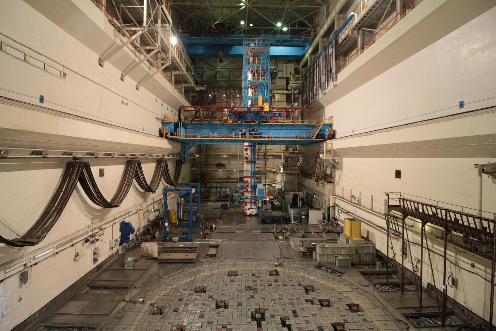Чернобыльская авария. Пост от работника АЭС.