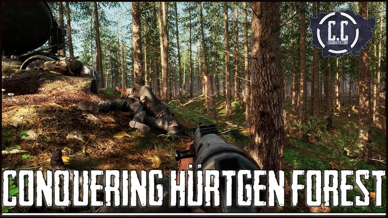HELL LET LOOSE Closed Beta CONQUERING HURTGEN FOREST