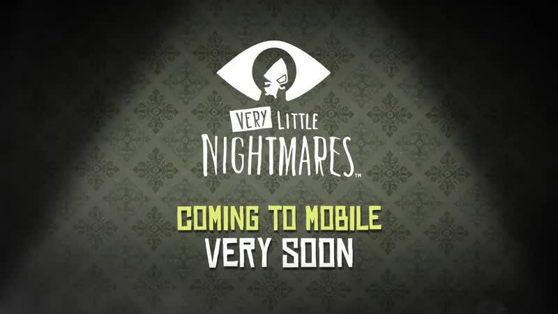 Аносновый трейлер игры-головоломки Very Little Nightmares для iOS!