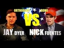 Jay Dyer Debates Nick Fuentes of America First Media - Roman Catholicism Vs Orthodoxy