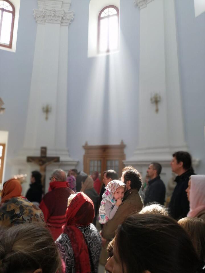 Храм Рождества Богородицы с.Подмоклово