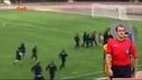 Лінчування в другій лізі за що побили арбітра матчу Нива Вінниця Полісся