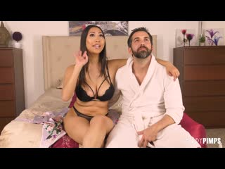 Зрелая француженка азиатка жадно трахает парня, milf sex porn wild mom milk tit ass fuck full busty french asian (hot&horny)
