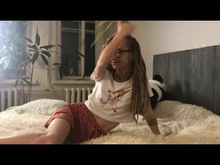 Девочка с дредами (sex porno teen milf mom mature brazzers blonde ferro squirt a