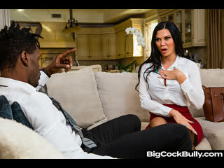 Naughty america big cock bully / jasmine jae& jason brown