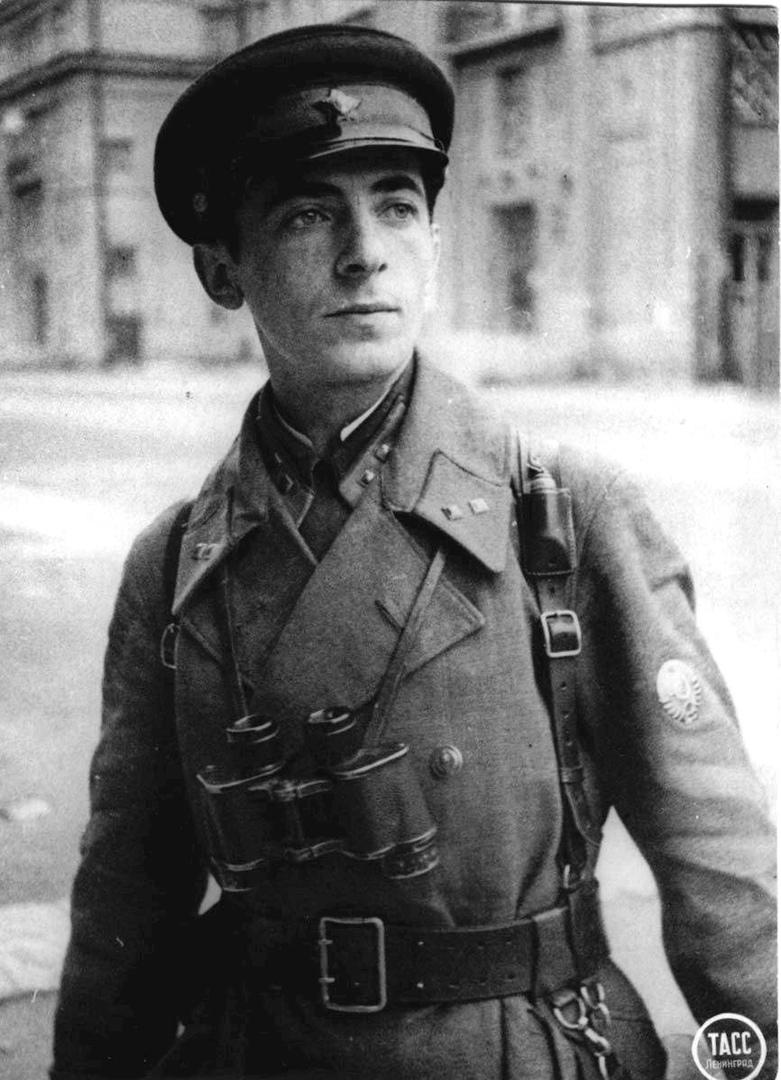 5 августа 1944 года Указом Президиума Верховного Совета СССР ленинградская милиц...