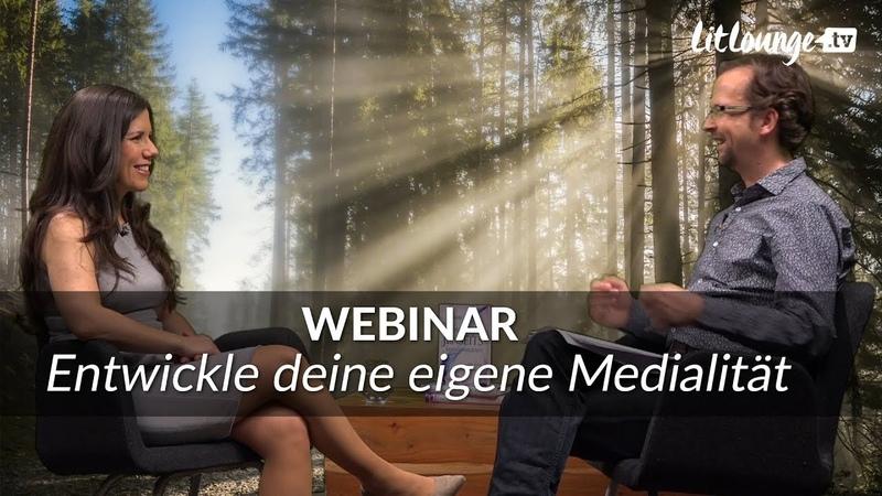 Entwickle deine eigene Medialität | Sue Dhaibi | LitLounge.tv