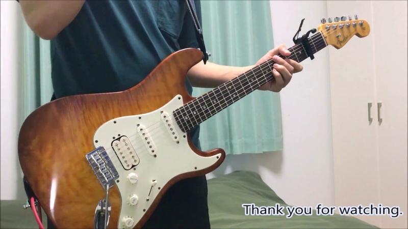 凛として時雨/ abnormalize 弾いてみました(guitar cover) (Ling tosite sigure)