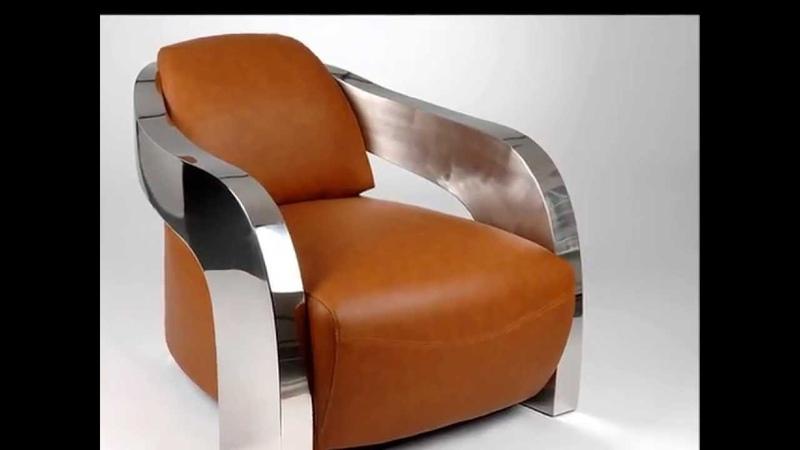 Decora tu hogar con muebles hechos con acero