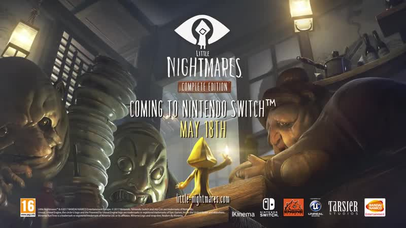 Little Nightmares Complete Edition | Трейлер