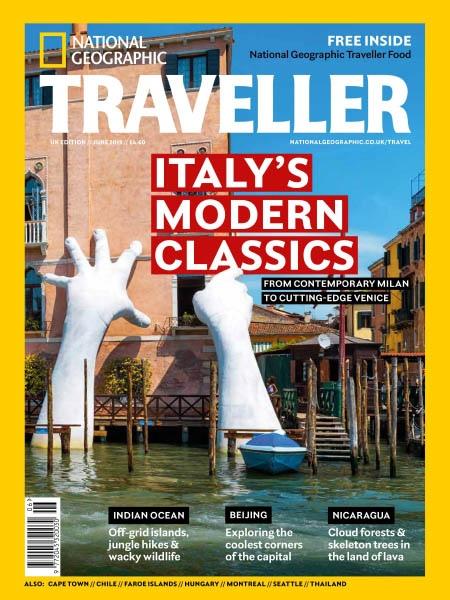 National Geographic Traveller UK - June 2019