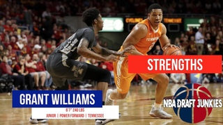 2019 NBA Draft Junkies Profile | Grant Williams - Offensive Strengths