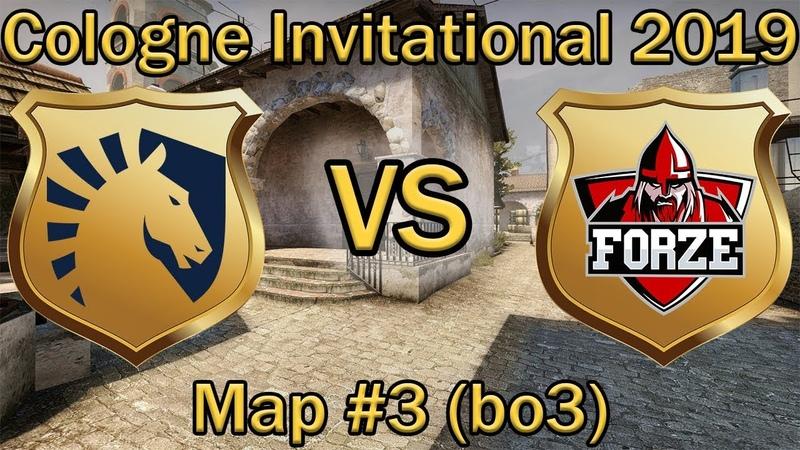 БИТВА ЗА ФИНАЛ от Liquid и Forze | Liquid vs Forze Map 3 (bo3) Inferno | Cologne Invitational