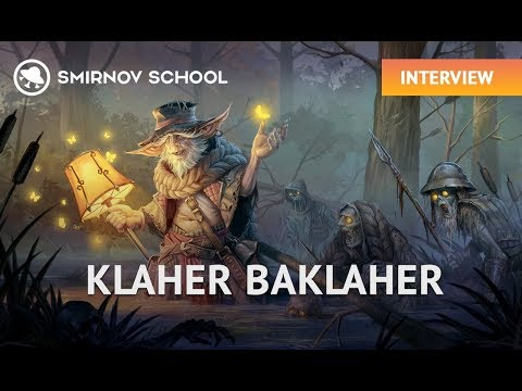 ИНТЕРВЬЮ С KLAHER BAKLAHER