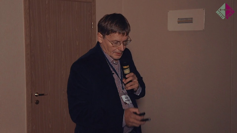 Мозг как сеть и разум как сеть - вызовы математике: Константин Анохин в ИПУ РАН