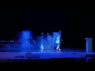 «Репетиция или сон с Минотаврам» по мотивам пьесы Ольги Зверлиной и греческих мифов