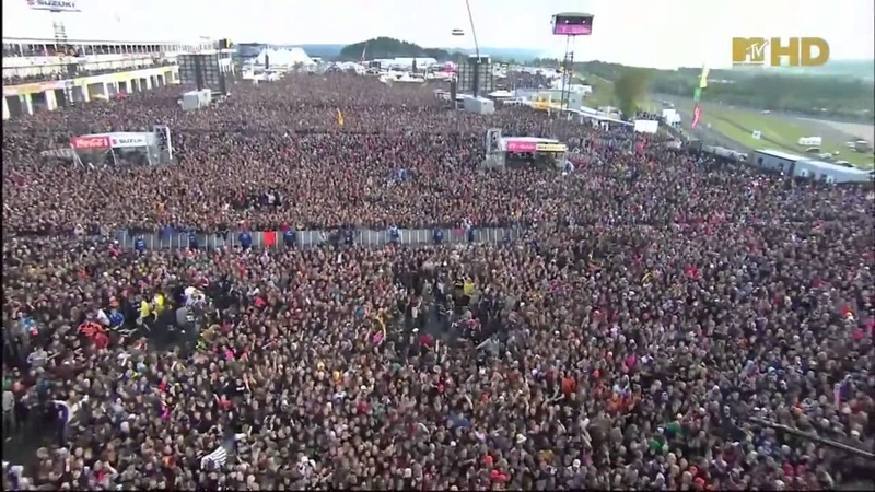 Big in Japan Guano Apes Rock am Ring 2009 HD