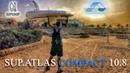 SUP доска ATLAS COMPACT 10 8 полный тест драйв 4k