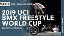 Flatland Final, 2019 UCI BMX Freestyle World Cup – Montpellier (FRA)