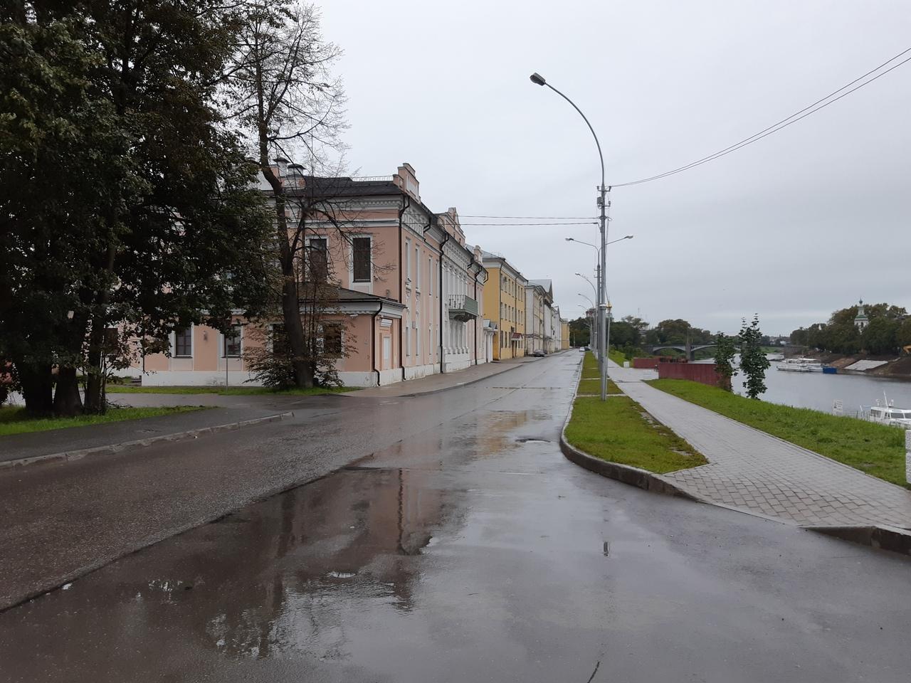 Вопрос обеспечения безопасности подняли на экскурсии «Вологда строится»