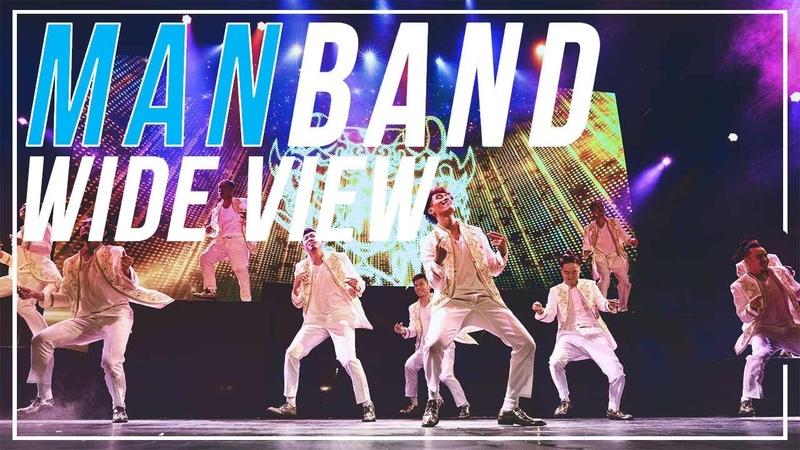 THE KINJAZ Manband (WIDE VIEW) | Arena CHINA 2019