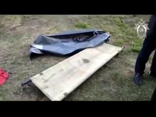 Видео СК с места убийства