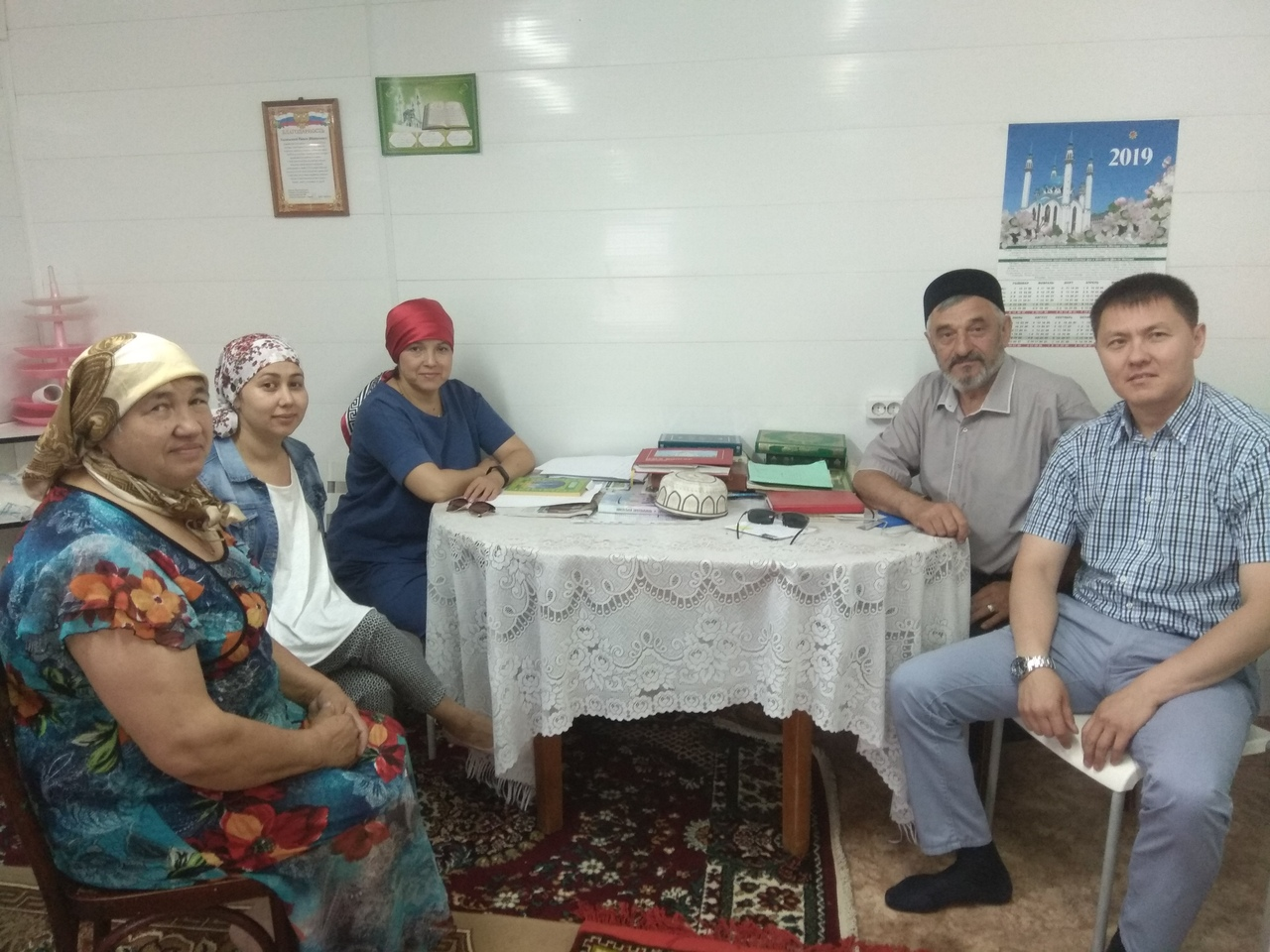 Мечеть, Большеречье, Омская, Мусульмане, Татары