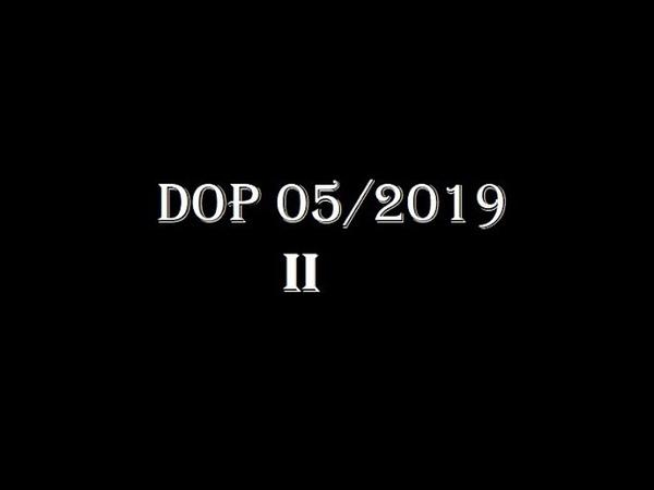 Владимир Слижевский vs Вадим Алексеенко | DOP Май 2019 | 2-ая игра