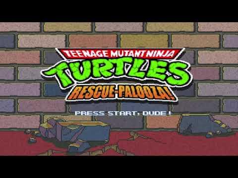 228 Прохожу Старую Новую Игру Черепашки Мутанты Ниндзя Teenage Mutant Ninja Turtles 2019 4 24 06 2019