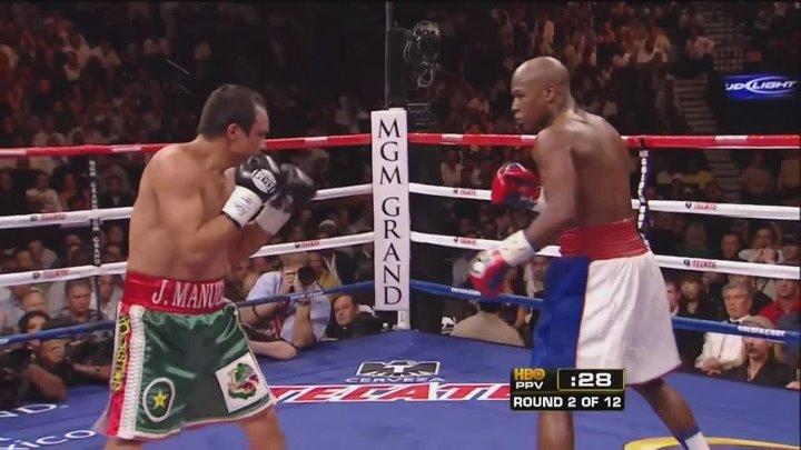 Floyd Mayweather vs Juan Manuel Marquez (HBO - 19.9.2009) FullHD