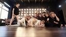 TEN X WINWIN - Lovely by Choro Dance classes (backstage - Лучшая концовка)