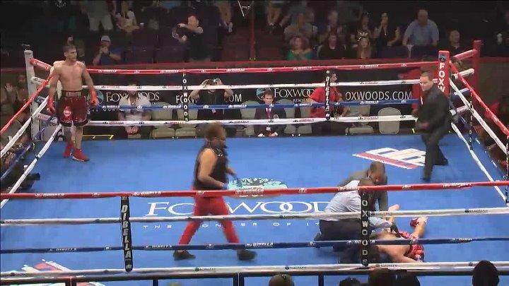 Hurshidbek Normatov vs Alexis Gaytan (21-07-2018)