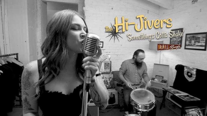 'Something's Gotta Shake' HI JIVERS Nashville Boogie BOPFLIX sessions