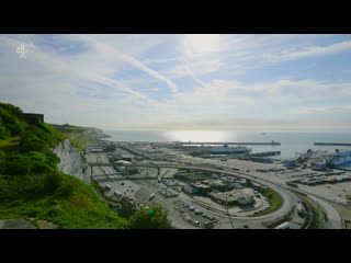 """Britain's most historic towns : season 2, episode 1 """"wartime dover """" (channel 4 2019 uk) (eng)"""