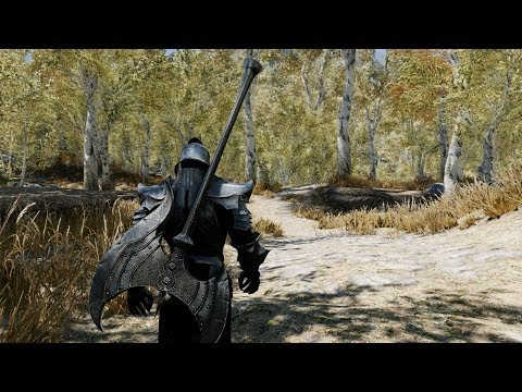 Skyrim SE Pinnacle Reality ENB 500 Mods Ultra modded graphic gameplay NAT weather