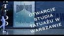 Syndicate Studia Tatuażu w Warszawie Otwarcie Przyjemny zakres cen Tatuaż Warszawa Тату Варшава