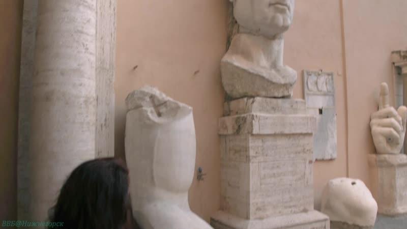 «Восемь дней, которые создали Рим (8). Перерождение Рима» (Познавательный, история, 2017)