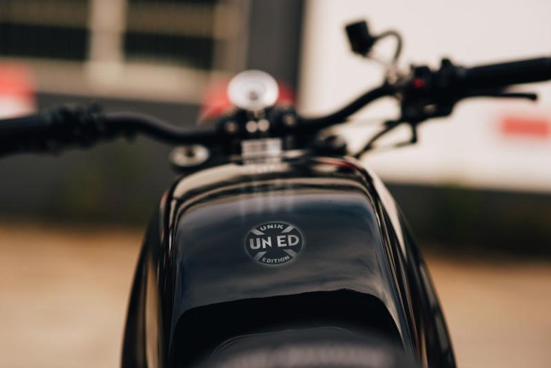 Unik Edition: брэт-кастом BMW R80